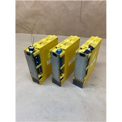 (3) Fanuc A03B-0807-C154 A0D16D I/O Output Module