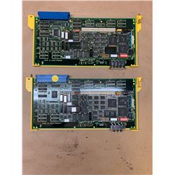 (2) Fanuc A16B-2200-0310 PC Boards