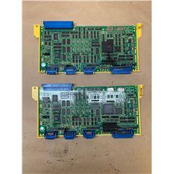 (2) Fanuc A16B-2200-021 PC Boards