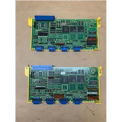 (2) Fanuc A16B-2200-025 Control Board