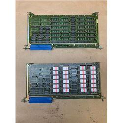 (2) Fanuc A16B-1210-0280/02A Circuit Boards