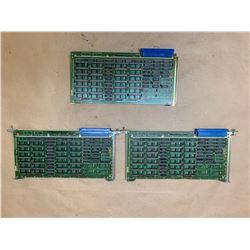 (3) Fanuc A16B-1210-0280/02A Circuit Boards