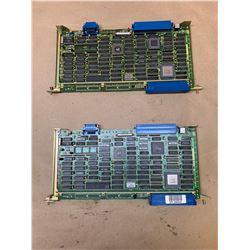 (2) Fanuc A16B-1211-0030/03A Circuit Boards