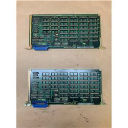 (2) Fanuc A16B-1200-0150 ROM Boards