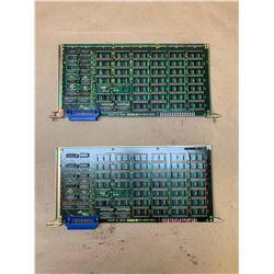 (2) Fanuc A20B-0008-0480 Circuit Boards