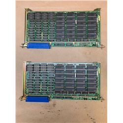 (2) Fanuc A16B-1210-0270 Circuit Boards