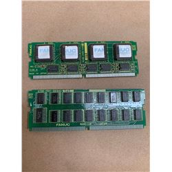 (2) Fanuc Daughter Boards *See Pics for Part Numbers*