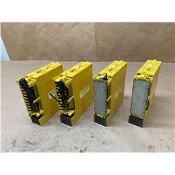 (4) Fanuc A03B-0807-C154 A0D16D Output Module Interface