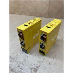 (2) Fanuc A03B-0807-C011 AIF01A Interface Module