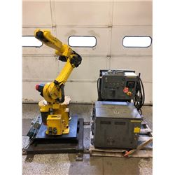 Fanuc ARC Mate 100i Robot w/RJ2 Controller *VIDEO AVAILABLE*