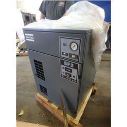 *UNUSED*  3 HP Atlas Copco SF2 Air Compressor