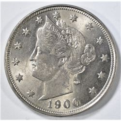 1900 LIBERTY NICKEL CH BU