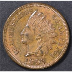 1893 INDIAN CENT CH BU BN