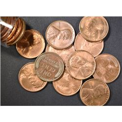 21-BU 1946-S LINCOLN CENTS