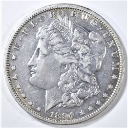 1894-O MORGAN DOLLAR, XF