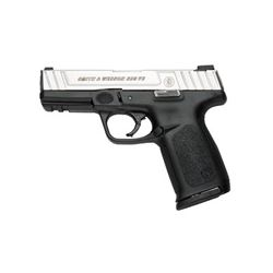 "S& W SD9VE 9MM 16RD 4"" DT FS 2MAGS"