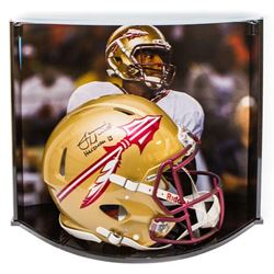 Jameis Winston Signed LE Florida State Seminoles Full-Size Authentic Pro-Line Speed Helmet Inscribed