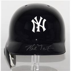 Mark Teixeira Signed Yankees Full-Size Authentic Batting Helmet (Steiner COA  MLB Hologram)