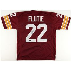 Doug Flutie Signed Boston College Eagles Jersey (Radtke COA)