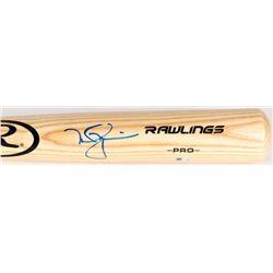 Mark McGwire Singed Rawlings Big Stick Professional Model Baseball Bat (MLB Hologram)