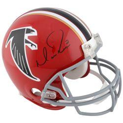 Matt Ryan Signed Falcons Full-Size Authentic On-Field Helmet (Fanatics Hologram)