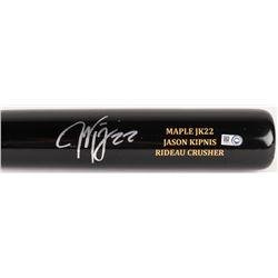 Jason Kipnis Signed Sam Bat Player Model JK22 Baseball Bat (MLB Hologram)