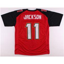 DeSean Jackson Signed Buccaneers Jersey (JSA COA)