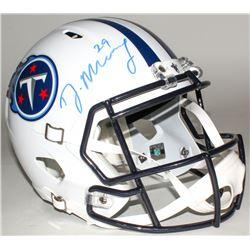 Demarco Murray Signed Titans Full-Size Speed Helmet (Murray Hologram)