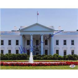 Hillary Clinton Signed 11x14 White House Photo (PSA COA)