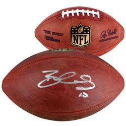 """Brandin Cooks Signed """"The Duke"""" Official NFL Game Ball (Fanatics Hologram)"""