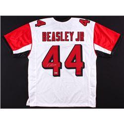 Vic Beasley Signed Falcons Jersey (Radtke COA)