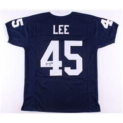 Sean Lee Signed Penn State Nittany Lions Jersey (JSA COA)