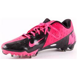 "Janoris Jenkins Signed Nike Football Shoe Inscribed ""Make Play"" (JSA COA  Hollywood Collectibles COA"