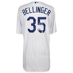 Cody Bellinger Signed Dodgers Jersey (MLB Hologram  Fanatics Hologram)