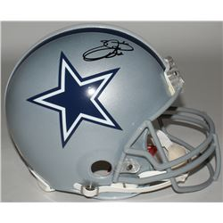 Emmitt Smith Signed Cowboys Full-Size Authentic On-Field Helmet (Prova Hologram  Smith Hologram)