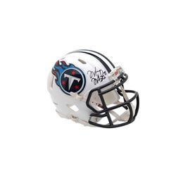 Marcus Mariota Signed Titans Mini Helmet (UDA COA)