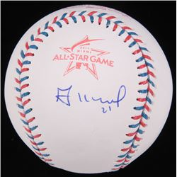 Jose Altuve Signed 2017 All-Star Game Baseball (MLB Hologram)