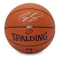 Ben Simmons Signed Spalding Official NBA Game Ball (UDA COA)