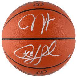 James Harden  Chris Paul Signed Spalding Basketball (Fanatics)