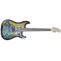 Stephen Curry Signed Northender Golden State Warriors Electric Guitar (Steiner Hologram)