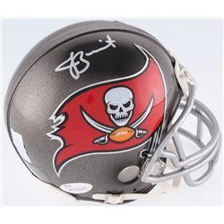 Jameis Winston Signed Buccaneers Mini Helmet (JSA COA  Winston Hologram)