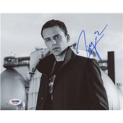 Logic Signed 8x10 Photo (PSA COA)