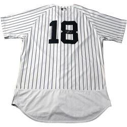 Didi Gregorius Signed Yankees Jersey (Steiner Hologram)