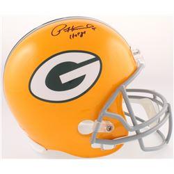 """Paul Hornung Signed Packers Full-Size Helmet Inscribed """"HOF 86"""" (JSA COA)"""