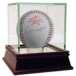 Gary Sanchez Signed 2017 All-Star Game Baseball (Steiner COA  MLB Hologram)