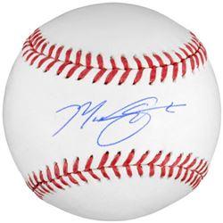 Max Scherzer Signed Baseball (Fanatics Hologram  MLB Hologram)