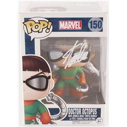 "Stan Lee Signed ""Doctor Octopus"" Marvel Funko Pop Vinyl Bobble-Head Figure (Radtke Hologram  Lee Hol"