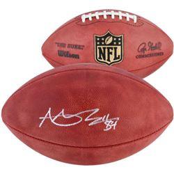 "Antonio Brown Signed ""The Duke"" NFL Game Ball (Fanatics Hologram)"