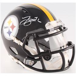Le'Veon Bell Signed Steelers Mini Speed Helmet (JSA COA)