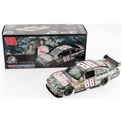 Dale Earnhardt Jr. Signed 2008 #88 National Guard Digital Camo 1:24 LE Premium Action Diecast Car (D